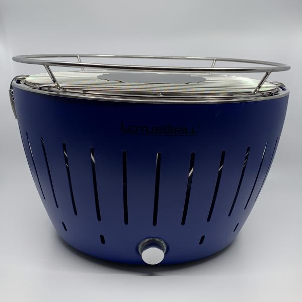 LotusGrill inkl. Tasche (Blau)