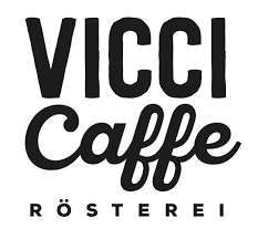Vicci Caffe Espresso schwarz im 250 g Ventilbeutel BOHNE