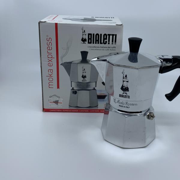 Bialetti MOKA EXPRESS 3 TASSEN BIALETTI